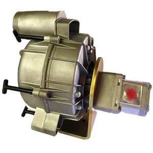 Hydraulic Driven Sludge Pumps
