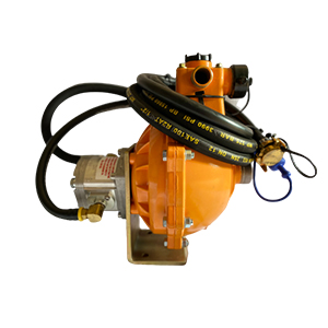 Hydraulic Driven Fire Fighting Pumps